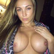 Selfie Nackt Busen Sexy Freundin Handy Foto