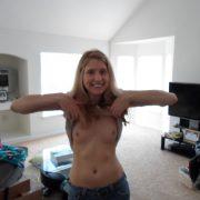 Flashing Tits Wette Verloren