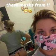Naked Girls With Surgical Masks 452