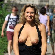 Nude In Public Flashing Geil Draussen Outdoor Fkk Nackt